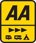 AA 3 STAR Caravan Club