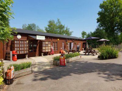 Senlac Wood Camping Shop