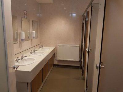 Senlac Wood Bathrooms