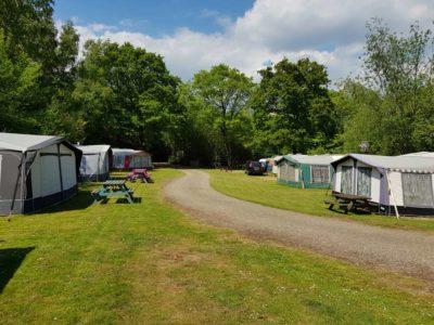 Senlac Wood Camping
